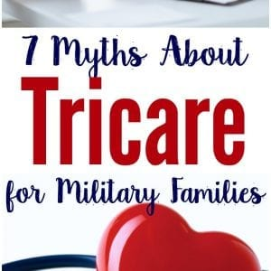 Learn several myths about Tricare - insurance for military families. Benefits for military spouses and families.