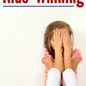 Learn how to stop a complaining child using a list of perfect (and positive) responses! Positive parenting approach to stop a whining child.