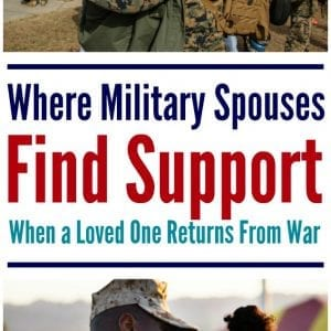 Military spouses find support here. When your loved one returns from war, Hope for the Warriors can help. Sponsored.