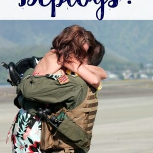 Should you go home when your service member deploys? Here's what one military spouse did.