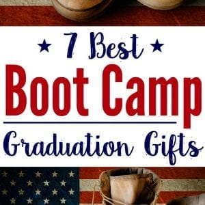 Best boot camp graduation gifts to share with your service member. Whether you're a military spouse, significant other or family member, these are perfect.