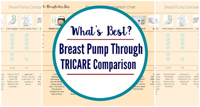 What S Best A Breast Pump Through Tricare Comparison The Military