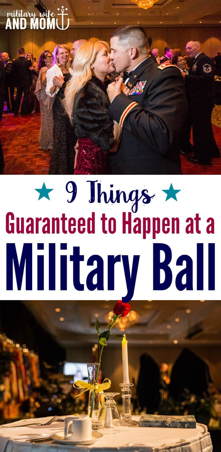 Learn what to expect at a military ball beyond finding the perfect military ball dress. Plus, learn several things you shouldn't do.