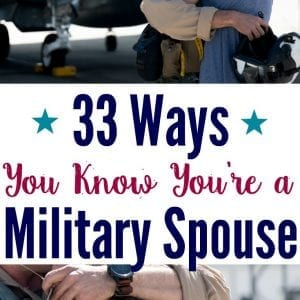 Military life can get a little wild! Grab your favorite drink and laugh through this humorous list of crazy things that make military life unique for military spouses.