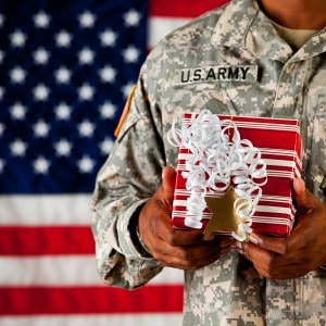 Support veteran and military spouse owned businesses this holiday season with this ultimate list.