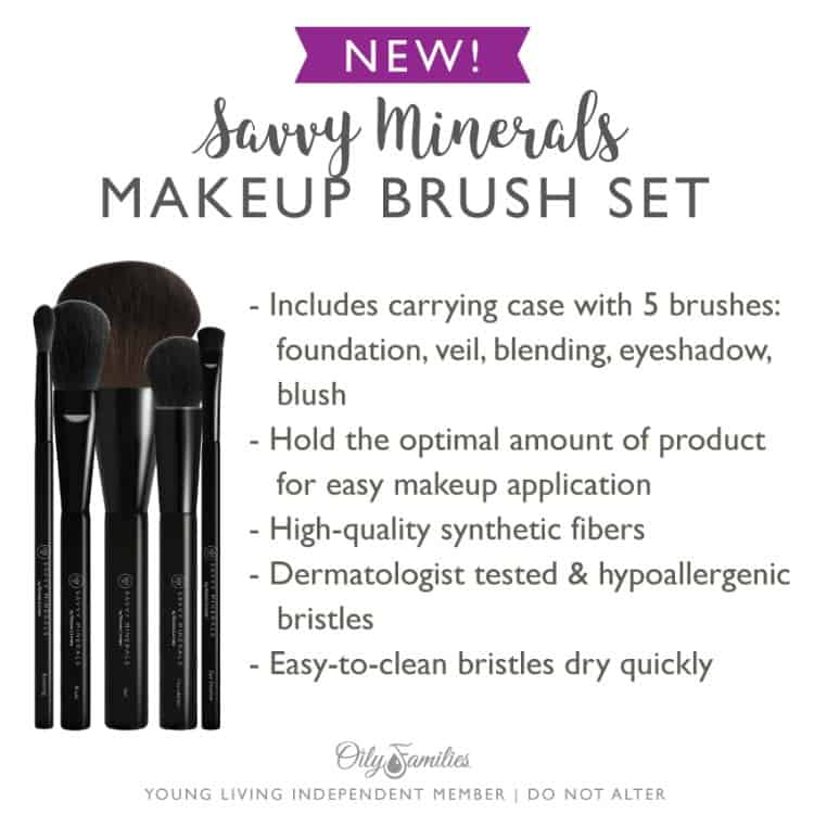 There are serious toxins in cosmetics these days! This is the best toxic chemical free makeup you'll find for an awesome price.