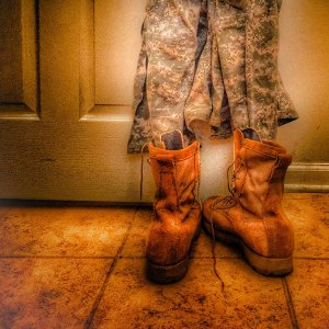 If You Give a Service Member His Boots…