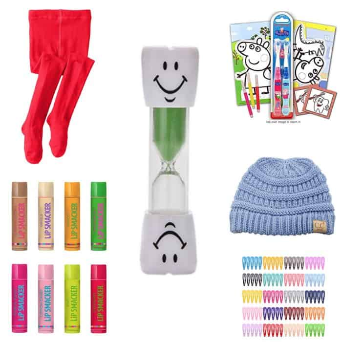 What are the best stocking stuffers for kids? Use these 35 ideas for under $10 to delight your kids while you grab a cup of coffee Christmas morning.