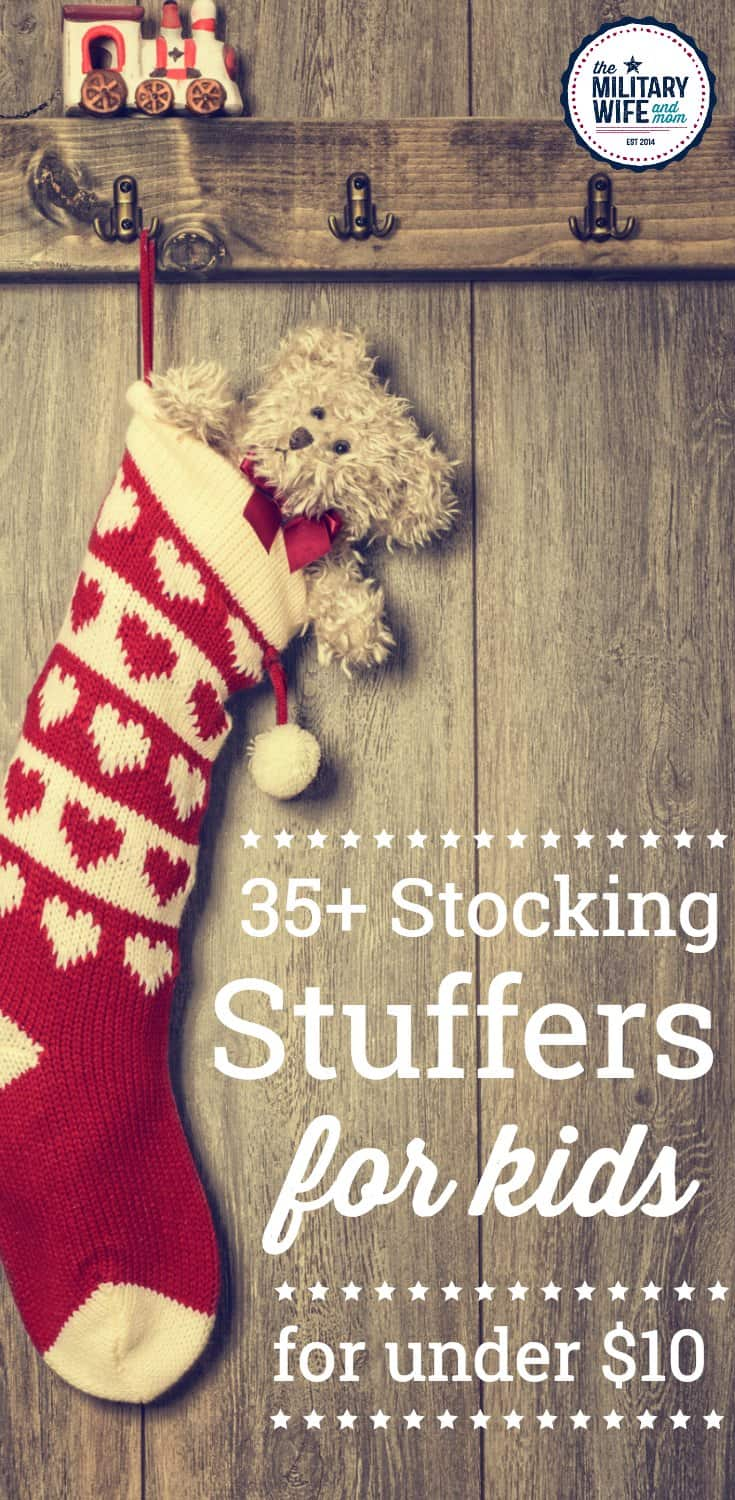35 Best Stocking Stuffers For Kids For Under 10
