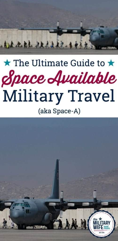 Tired of piecing together information about space-available military travel? Check out this ultimate guide to Space-A and get it all in one convenient spot!