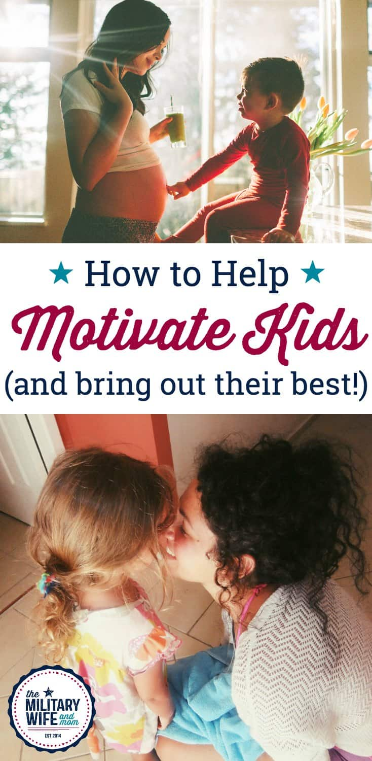 How to motivate kids to make smart choices and bring out their best. Plus, learn the most powerful way to encourage your child's sprit and inner voice.