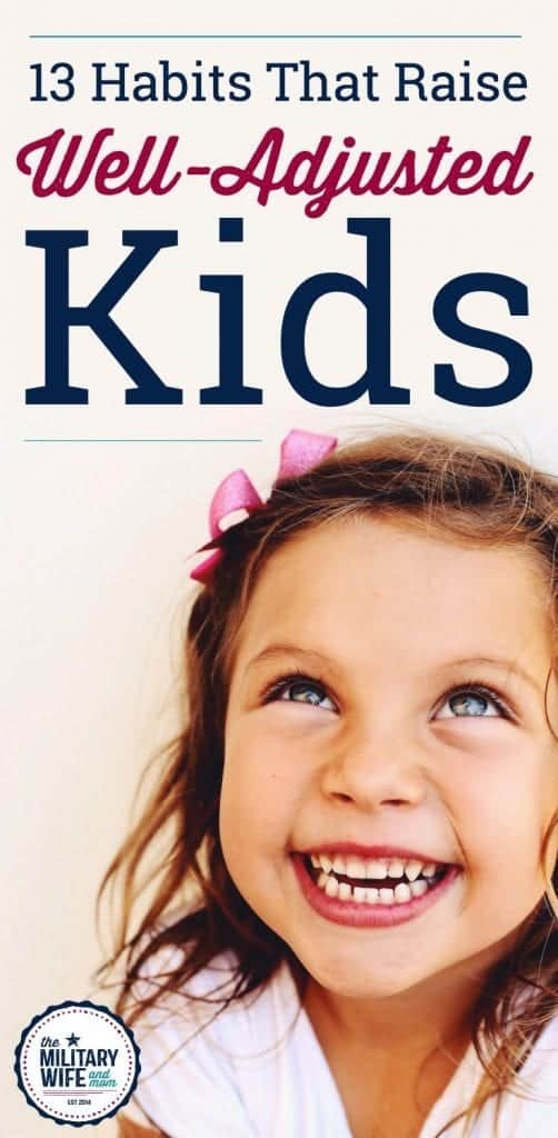 Modern Parenting Moving Beyond >> The 13 Powerful Habits That Will Raise Well Adjusted Kids