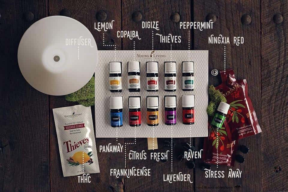 Best young living starter kit deal for new members.