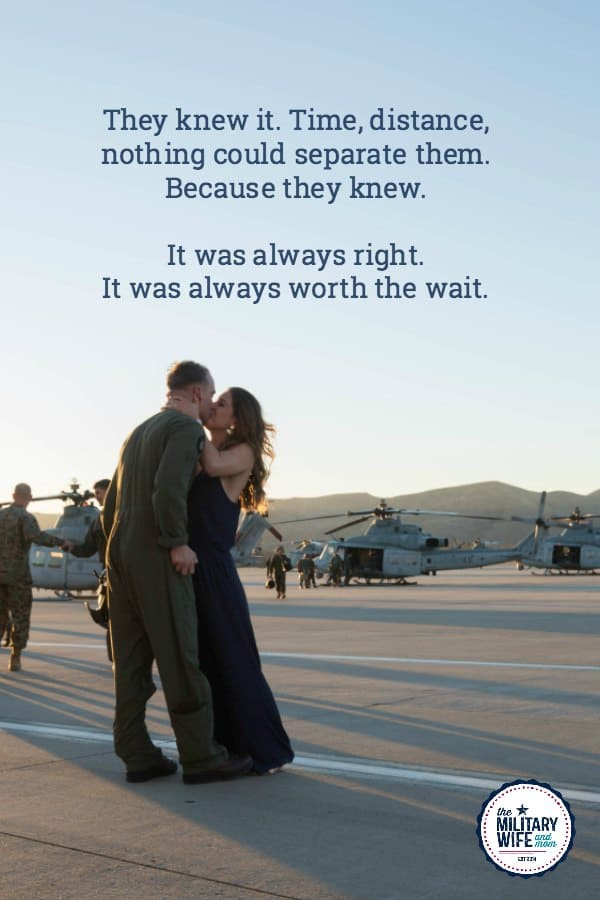 21 Best Deployment Quotes for Military Spouses and ...