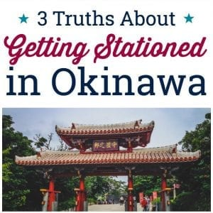 3 truths you learn after getting stationed in Okinawa. Plus, a life lesson that came full circle at the end of our 3 year tour.