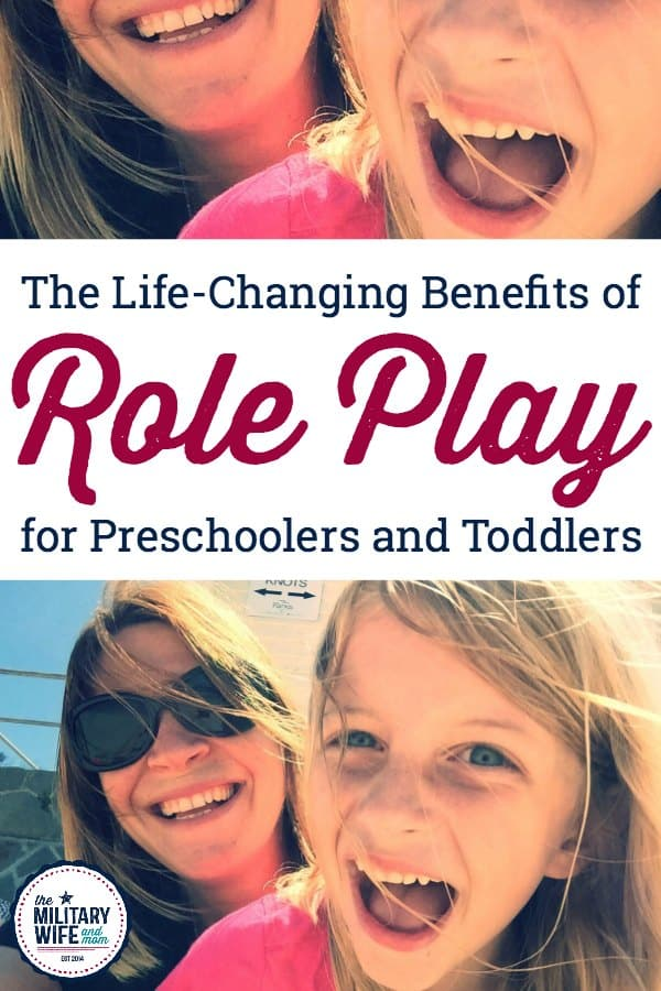 Learn how role play for preschoolers can completely transform challenging behavior into cooperation and connection. Plus, discover simple ideas for getting started with role-reversal play today.