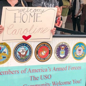 Looking for some fresh ideas for military homecoming signs and banner ideas? Check out these 75+ ideas from sayings to images to help you find the perfect homecoming sign after deployment.