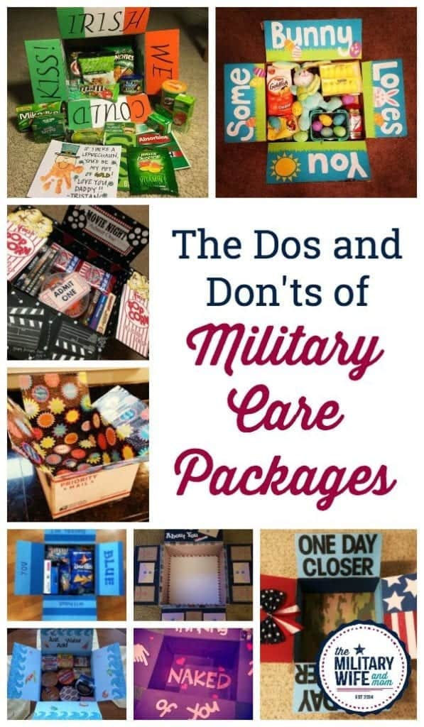 Learn the best ways to decorate a care package, how to get free care package materials, what and what not to send in a military care package and see our top puns and themes for care packages.