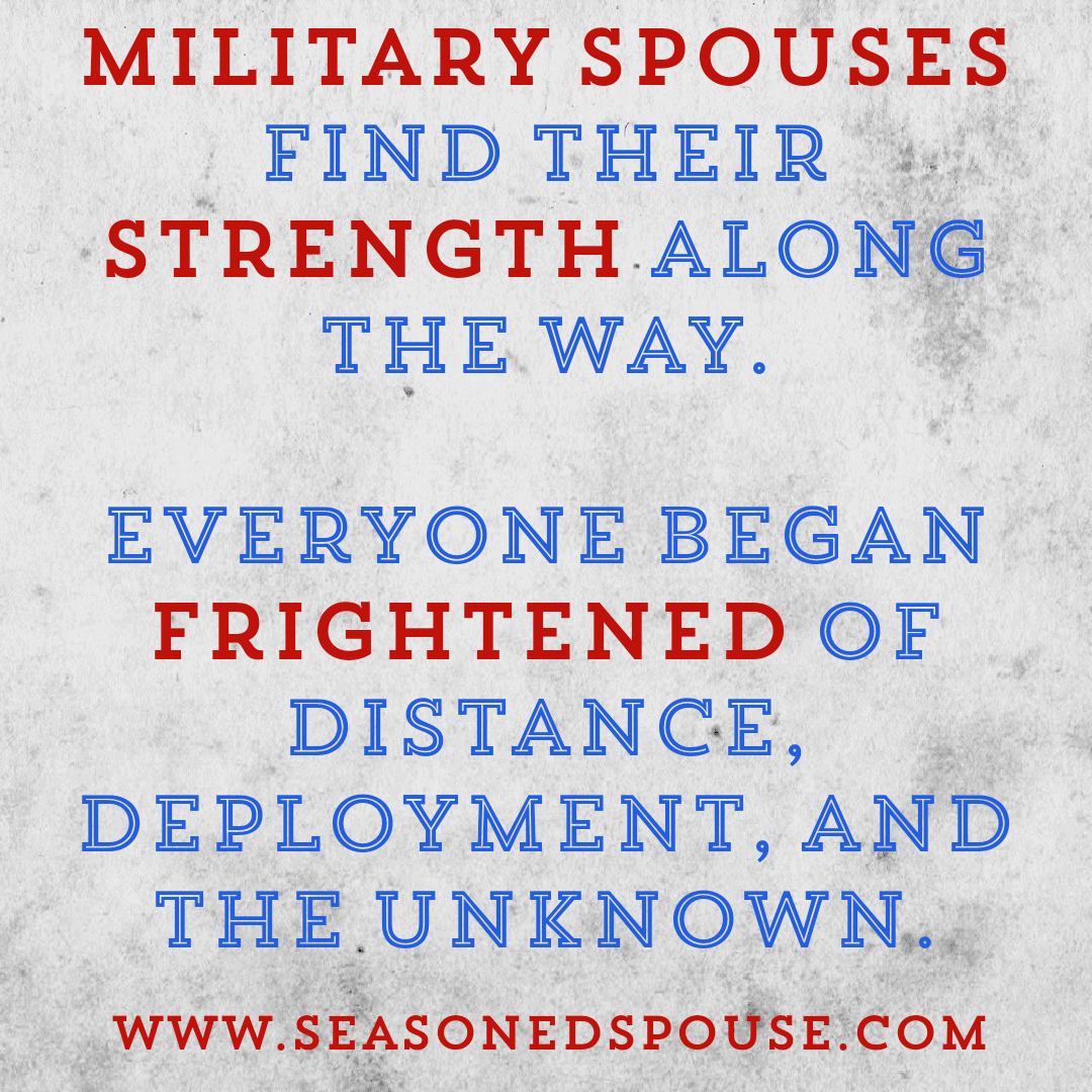 inspirational quotes for military spouses
