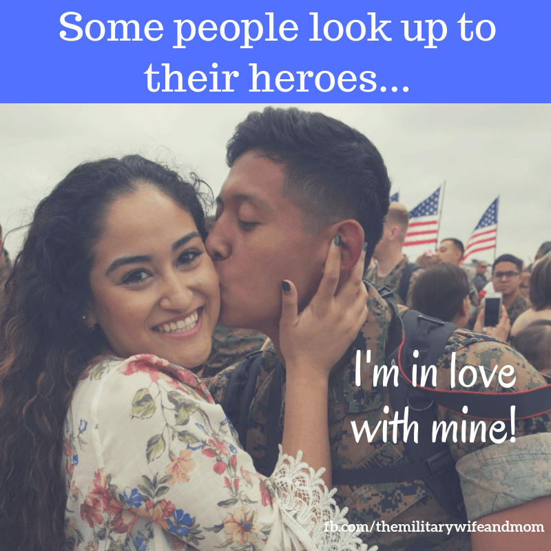 Inspirational quotes for military families