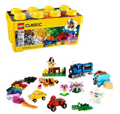 LEGO - the perfect open ended toy for kids