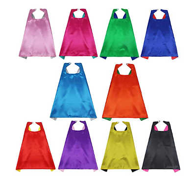 what kids wouldn't love this set of capes to use as an open ended toy? so fun.