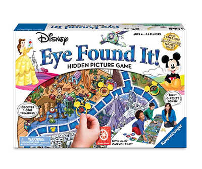 disney eye found it game is a fun open ended toys for kids.