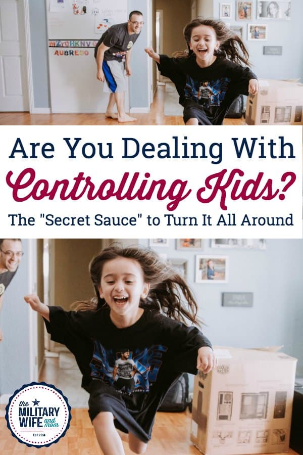 If you're struggling with kids who act controlling, this is the missing piece to help! A simple 3-part guide for controlling kids or strong-willed kids.