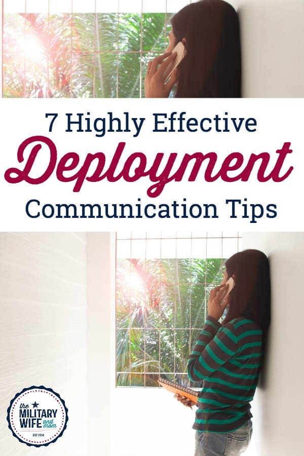 When it comes to deployment communication there are definitely some things you want to embrance AND avoid! Grab our list of highly effective strategies!