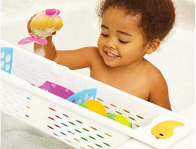 bath caddy to hold toys
