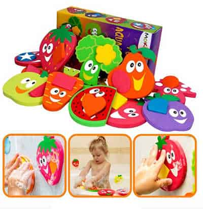 foam bath puzzles for toddlers