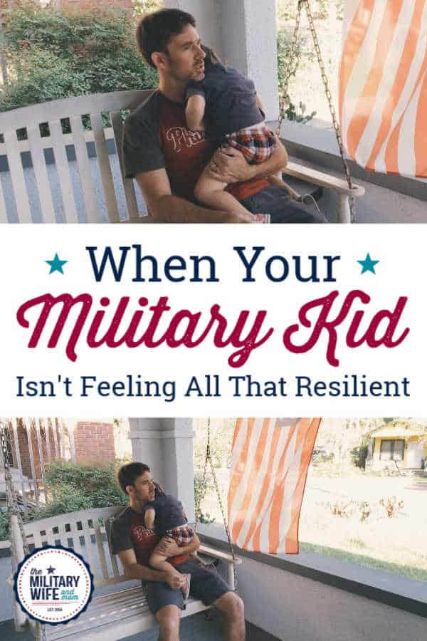 military kid moving day