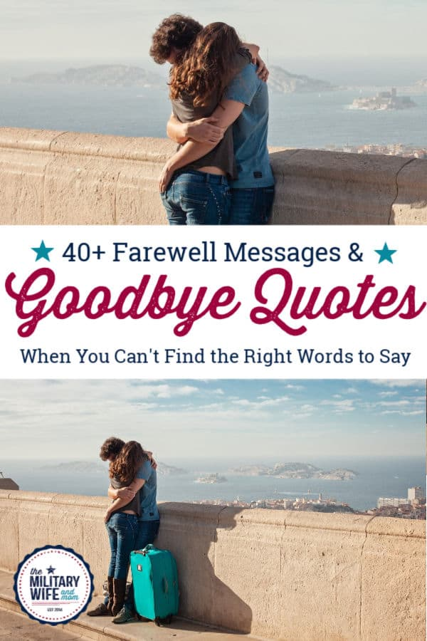 42 Best Moving Away Quotes for Saying Goodbye to Friends ...