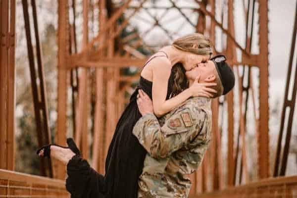 Dating army men advice deaf lesbian dating